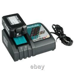 Kit Combo Sans Fil Lithium-ion 18 Volts (5-tool) Avec (2) Batteries 3.0 Ah