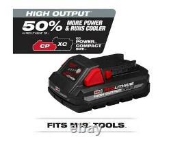 Kit D'outils Combo Sans Fil M18 Sacs À Impact Élevé Chargeur De Batteries Li-ion 18 Volts