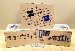 Kobalt 24v Max 6-tool 24-volt Max Brushless Power Tool Combo Kit