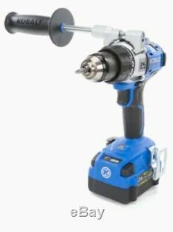 Kobalt 2-outil 24 Volt Max Brushless Power Tool Kit Combo Avec Chargeur Case Souple