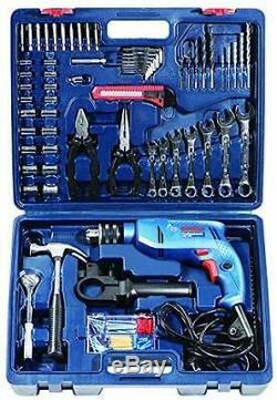 Les Outils Électriques Bosch Gsb 550 Mechanic Kit Longue Durée De Vie Professionnelle