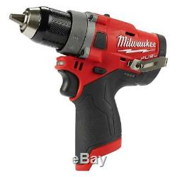 M12 Fuel 12-volt Lithium-ion Brushless Sans Fil 1/2 Po. Drill Driver (tool-only)