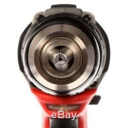 M18 Perceuse Visseuse Sans Fil D'impact Pilote Combo Kit 2 Power Tools 18-volt Trousse À Outils