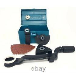 Makita 12v Cxt 3pc Kit Combi Perceuse + Pilote + Impact Multi Tool 3 Batts