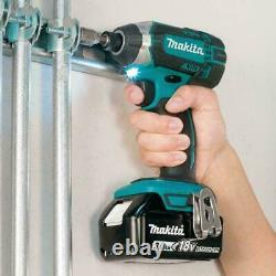 Makita 7-piece Tool Combo Kit Hammer Driver Drill 18v Lxt Lithium-ion Sans Fil