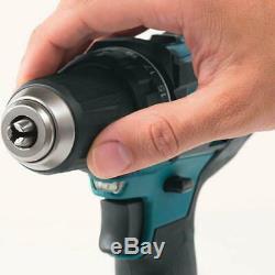 Makita Combo Power Tool Kit 18v Lithium-ion Chargeur De Batterie Sans Fil Sac 2-outil