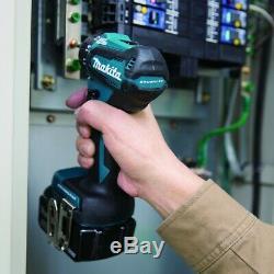 Makita Ddf083z De Lxt Li-ion 6,35 Drill Driver Cordless 1/4 Hex Bare Outil