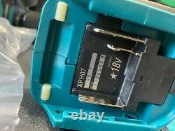 Makita Tools 2 Pièces 18v Xph07 1/2'' Hammer Drill, Xdt14 1/4'' Hex Driver Kit