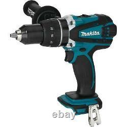 Makita Xfd03z 18-volt 1/2-inch 0-2,000 RPM Lithium-ion Driver-drill Bare Tool