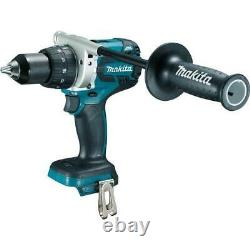 Makita Xfd07z 18 Volts 1/2-inch Lithium Ion Cordless Driver Drill Bare Tool Makita Xfd07z 18-volts Lithium Ion Cordless Driver Drill Bare Tool Makita Xfd07z 18 Volts
