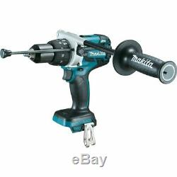 Makita Xph07z 18v Lithium-ion Brushless 1/2-inch Marteau Perforateur-conducteur, Bare Outil