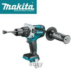 Makita Xph07z Toc 18v Lxt Brushless 1/2 Pilote Marteau Perforateur, Tool & Case, Nouveau