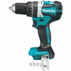 Makita Xph12z 18-volt Lxt Lithium-ion Sans Fil Hammer Driver-drill Bare Tool