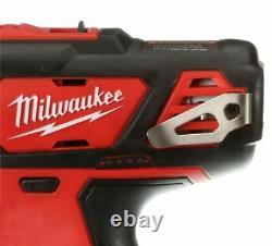 Milwaukee 2408-20 Outil De Pilote De Forage De Marteau M12 12v Sans Fil Lithium-ion
