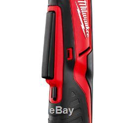 Milwaukee 2415-20 M12 12-volt 3/8' Planteur À Angle Droit / Conducteur Nu Outil