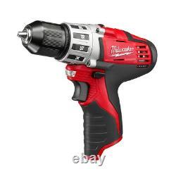 Milwaukee 2495-28 M12 12-volt Sans Fil Lithium-ion 8-tool Kit Combo