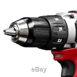 Milwaukee 2606-20 M18 18-volt Compact 1/2-pouces Drill Conducteur Nu Outil
