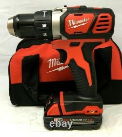 Milwaukee 2691-22 M18 18-volts Cordless Power Lithium-ion 2-tool Combo Kit N