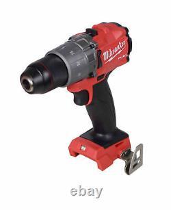 Milwaukee 2803-20 M18 Fuel 1/2 Perceuse/conducteur (outil De Base)