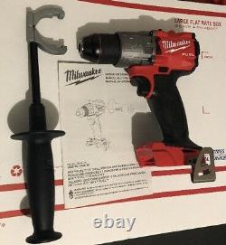 Milwaukee 2804-20 M18 Fuel 18v 1/2in Hammer Drill/driver Brand New (outil Seulement)