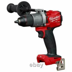 Milwaukee 2804-20 M18 Fuel 1⁄2 Marteau De Forage/conducteur (outil Seulement)