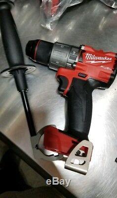 Milwaukee 2804-20 M18 Fuel 1 / 2po Marteau Perceuse / Tournevis Et Maniez Nouvel Outil