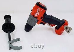 Milwaukee 2805-20 M18 Fuel 1/2 Perceuse/conducteur (outil Seulement) Compatible Avec 1 Clé