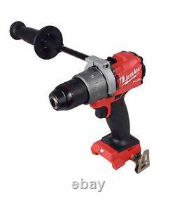 Milwaukee 2999-22 M18 Fuel 2-tool Kit, Marteau De Forage Et De Purge 1/4 Conducteur D'impact