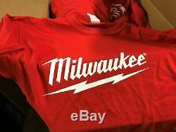 Milwaukee M12 1/2 Drill De Carburant / Pilote # 2504-20 + Gratuit Milwaukee My Tool T-shirt