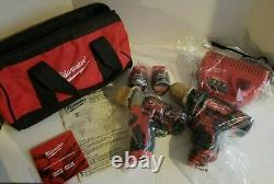 Milwaukee M12 3/8 Drill Driver 1/4 Hex Impact Combination Power Tools Tool