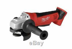 Milwaukee M18 18-volt Lithium-ion Cordless Kit Combo (7-tool) Avec Une Poche D'outil
