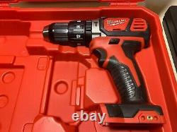 Milwaukee M18 1/2 Hammer Drill Driver Tool And Case Only