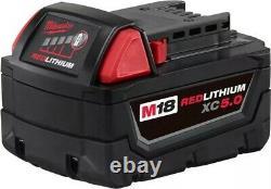 Milwaukee Outil M18 Fuel 18v Li-ion Brushless Sans Fil 7 Tool Kit Combo