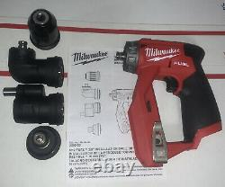 New Milwaukee 2505-20 M12 Fuel Installation Drill/driver 4-in-1 (outil Uniquement)