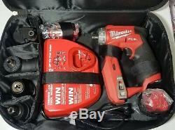 New Milwaukee M12 Fuel 4-en-1 Installation Perceuse / Tournevis Kit Multi-tool # 2505-22