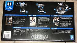 New Seeled Hart 3 Outil 20v Combo Kit Hpck322b Perceuse À Impact De Forage Scie Circulaire Du Conducteur