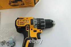 Nouveau Dewalt Xr Drill/driver Dcd791 20v Max Brushless 1/2 (tool-only)
