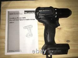 Nouveau Makita 18v Lxt Li-ion Brushless Xfd11zb Sous-compact Driver Outil Uniquement