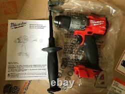 Nouveau Milwaukee 2804-20 M18 Fuel Hammer Perceuse / Conducteur (outil Seulement)