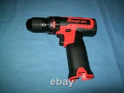 Nouveau Snap-on Lithium Ion Cdr761bodb 14.4 V Brushless Drill Driver Tool Only