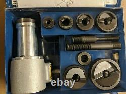 Outils Actuels 162pm Punch Driver Knockout Set Drill Driven Holemaking Driver Set