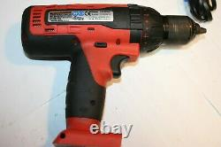 Outils Snap-on 1/2, Cordless Impact Wrench Marteau Set + 2xbatteries Driver