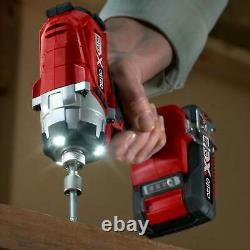 Ozito Pxdgk-600u 18v Cordless 3 Pièces Power Tool Kit 1 X 2ah Et 1 X4ah Li-ion