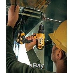 Perceuse Sans Fil Avec 2 Batterie Et Chargeur Secteur Compact Electric Tool Set Driver