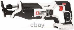 Porter-cable Lithium Li-ion Kit Combo Sans Fil Avec Soft Case 8-tool 20-volt Max