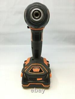 Riddid R96021sb Drill Impact Driver 2 Power Tool Combo Cordless Kit, Kl072