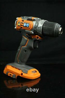 Riddid R9780 18-v Brushless Subcompact Drill Driver And Impact Driver Combo Kit