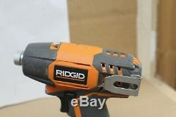 Ridgid R9000k 2-outil 12v Li-ion Sans Fil Combo Kit D'impact Et Drill Pilote
