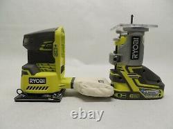 Ryobi 18v One+ 10pc Ensemble D'outils