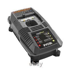 Ryobi Drill Driver Brad Nailer Combo Kit 2 Outil One+ Li-ion Sans Fil 18volt